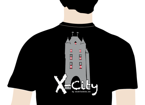 "X-City exklusiv Polo Shirt ""KleTo"""